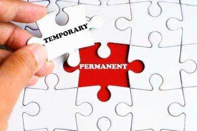 Possibility for temporary workers